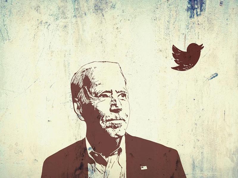 Soudruh Biden ve své nekonečné moudrosti a vznešenosti ….